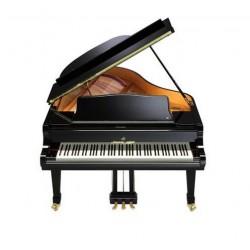 PIANO A QUEUE SHIGERU KAWAI SK3L 188cm Noir brillant