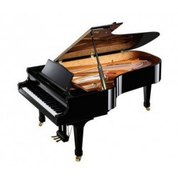 PIANO A QUEUE SHIGERU KAWAI SK7 227cm Noir brillant