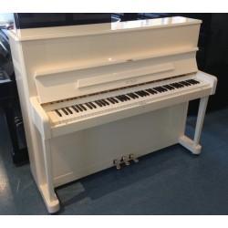 Piano Droit PETROF 118 P1 Blanc brillant