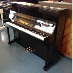 Piano Droit PETROF 118 Noir Brillant