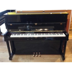 PIANO DROIT Schulze & Pollmann 117 CLASSICO Noir Brillant