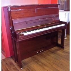 Piano Droit PLEYEL P 131 Acajou Brillant