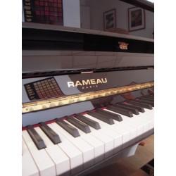 Piano Droit RAMEAU 118 camargue Renner Noir brillant