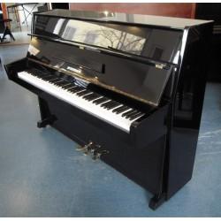 Piano droit steinbach 110 T Noir brillant