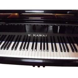 PIANO A QUEUE KAWAI KG2 178cm Noir Brillant