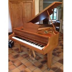 Piano à queue Fuchs & Mohr, Crapeau 135, finition macoré satiné