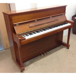Piano droit EUTERPE, 115D, finition merisier satiné / Made for C. BECHSTEIN