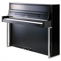 PIANO DROIT SEILER 116 Accent Trend-Line Noir Brillant
