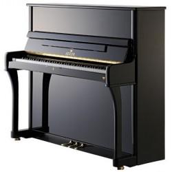 PIANO DROIT SEILER 126 Konsole Noir Brillant