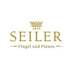 PIANO DROIT SEILER 116 Primus Noir Brillant PRIX : NOUS CONSULTER