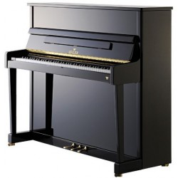 PIANO DROIT SEILER 122 Primus Noir Brillant PRIX : NOUS CONSULTER