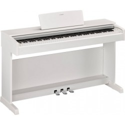 Piano numérique YAMAHA ARIUS YDP-163 WH Blanc Mat