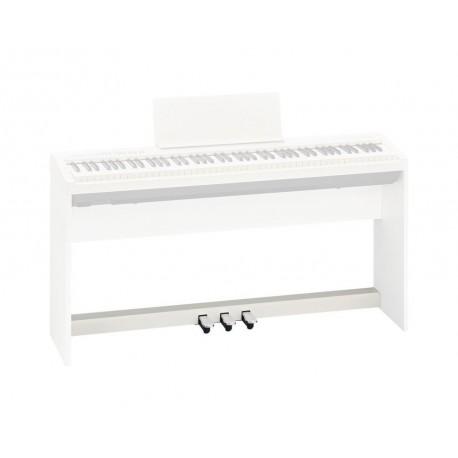 Roland KDP-70 WH Pedalier Pour piano Roland FP-30 WH