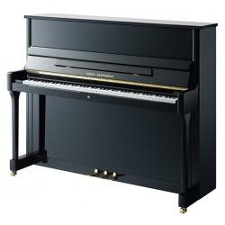 PIANO DROIT WILH.STEINBERG NOMOS 123 Noir Brillant
