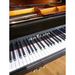 PIANO A QUEUE SEILER MAESTRO Noir brillant  1m80