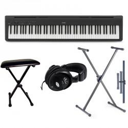 Piano numérique portable KAWAI ES100 Noir ou Blanc