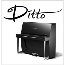 PIANO DROIT SAMICK DITTO Noir Satiné