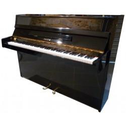 Piano droit SOJIN, modèle RS4, finition noir brillant