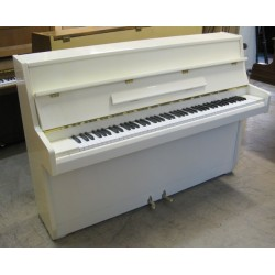 Piano Droit HYUNDAI U-810 109cm Ivoire brillant
