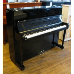 Piano Droit PETROF P 118 Noir brillant