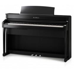 PIANO NUMERIQUE KAWAI CS8 Noir laque