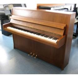 Piano Droit PETROF 106 Noyer Satiné