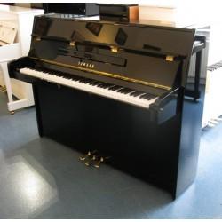 PIANO DROIT YAMAHA P112-Silent Noir Brillant