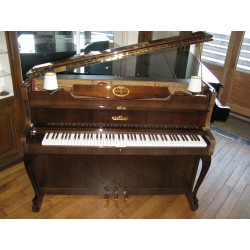 Piano droit SCHIMMEL 110 Noyer brillant