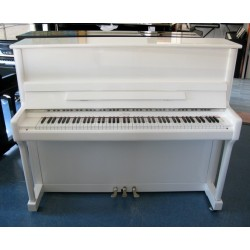 Piano May M121 Tradition Blanc Brillant Selected by Schimmel