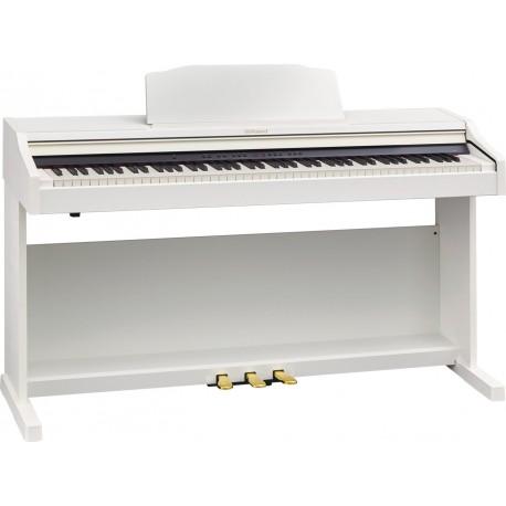 Piano numérique ROLAND RP501R-WH blanc mat