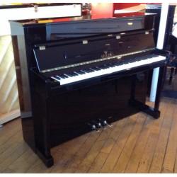 PIANO DROIT SEILER 116 Primus Noir Brillant