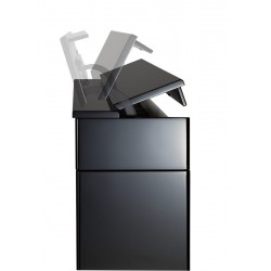 Piano numérique ROLAND DP603-WH Blanc brillant, prix nous consulter.