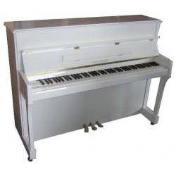 PIANO DROIT WILH.STEINER 111 Elegance Blanc ou Noir  Brillant