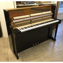Piano droit Rameau LOZERE 116 Renner Noir brillant