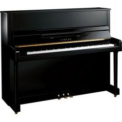 PIANO DROIT YAMAHA b3 121cm Blanc Brillant