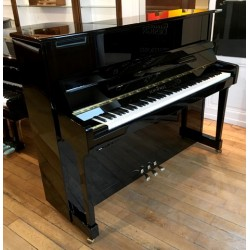 Piano Droit SCHIMMEL C 116 Tradition TwinTone Noir Brillant