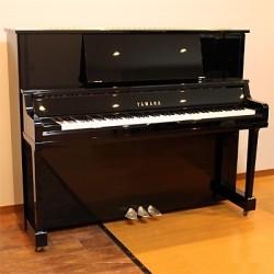 PIANO DROIT OCCASION YAMAHA UX10A-SILENT Noir Brillant