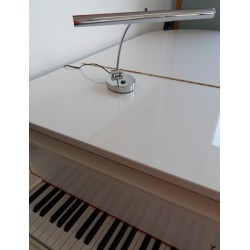 Lampe de Piano Chrome Brillant L 25049/OFFRE SPECIALE