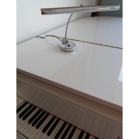 Lampe de Piano Chrome Brillant L 25049/OFFRE SPECIALE