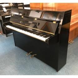 Piano Droit YAMAHA LU101 109cm Noir brillant