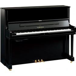 """Piano Droit YAMAHA TransAcoustic YUS1TA 121cm Noir brillant """"offres promotionnelles en magasin ou au 04 72 41 92 24"""""""