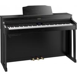 Piano numérique ROLAND HP603-CB Noir Mat