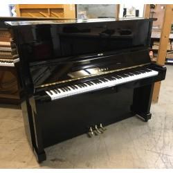Piano droit occasion KAWAI KS-3F 1m27 Noir Brillant