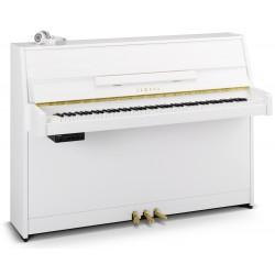 PIANO DROIT YAMAHA b1 SILENT 109cm Blanc Brillant