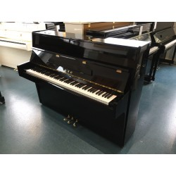 Piano droit TOYO noir brillant