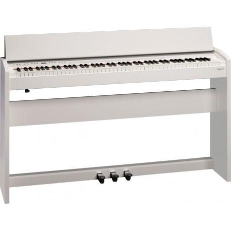 Piano numérique ROLAND F-140R-WH Blanc mat