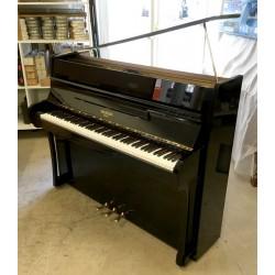 Piano Droit RAMEAU Chenonceaux 114 cm Noir brillant